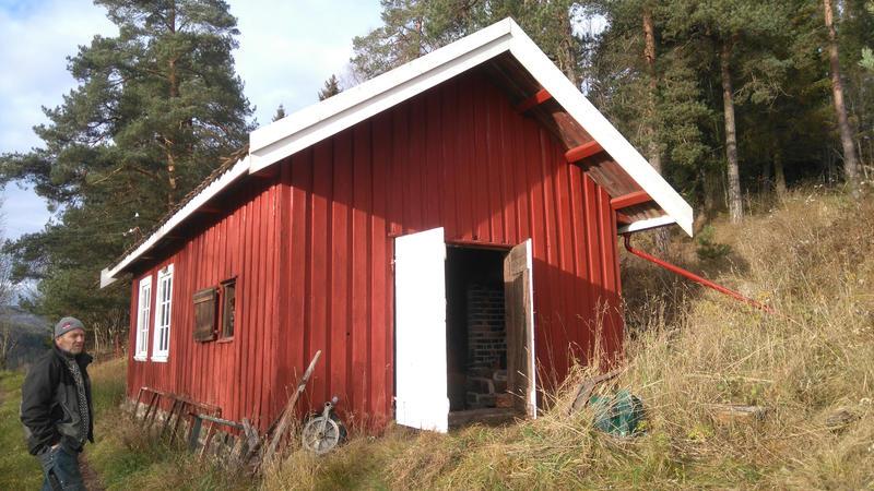 Smie fra Vestre Borge eksteriør (Foto/Photo)
