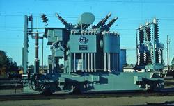 Ny transformatorvogn til omformerstasjon, litra R101 nr. 27,