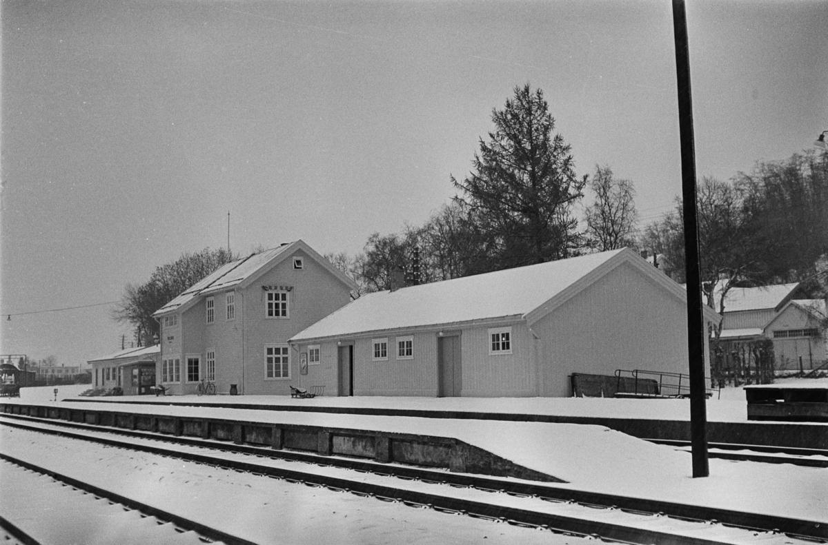Melhus stasjon.