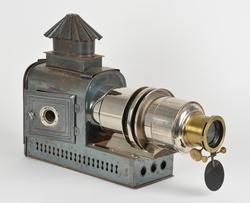 Lysbildeapparat