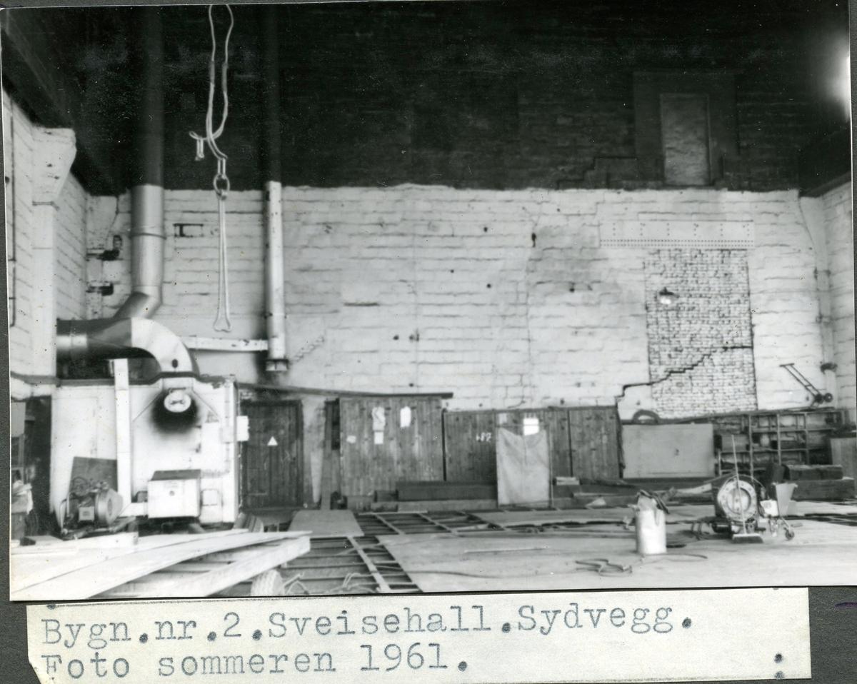 Bygg nr. 2 - I ved LMV