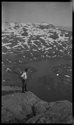 Sommerturen. Sand-Nesflaten-Grubbedalen-Breifonn-Kvanndalen-