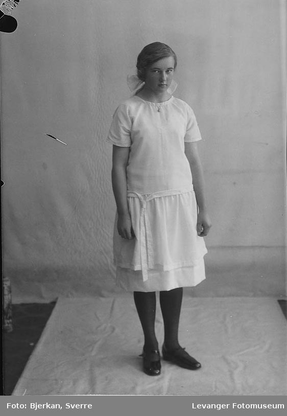 Portrett av Anne Helgheim