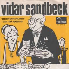 Vidar Sandbeck single nr. 19