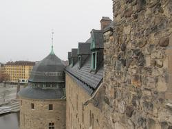 Antikvarisk medverkan vid renovering av nordvästra tornet, Ö