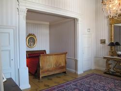 Kungliga sovrummet, Örebro slott, antikvarisk medverkan rest