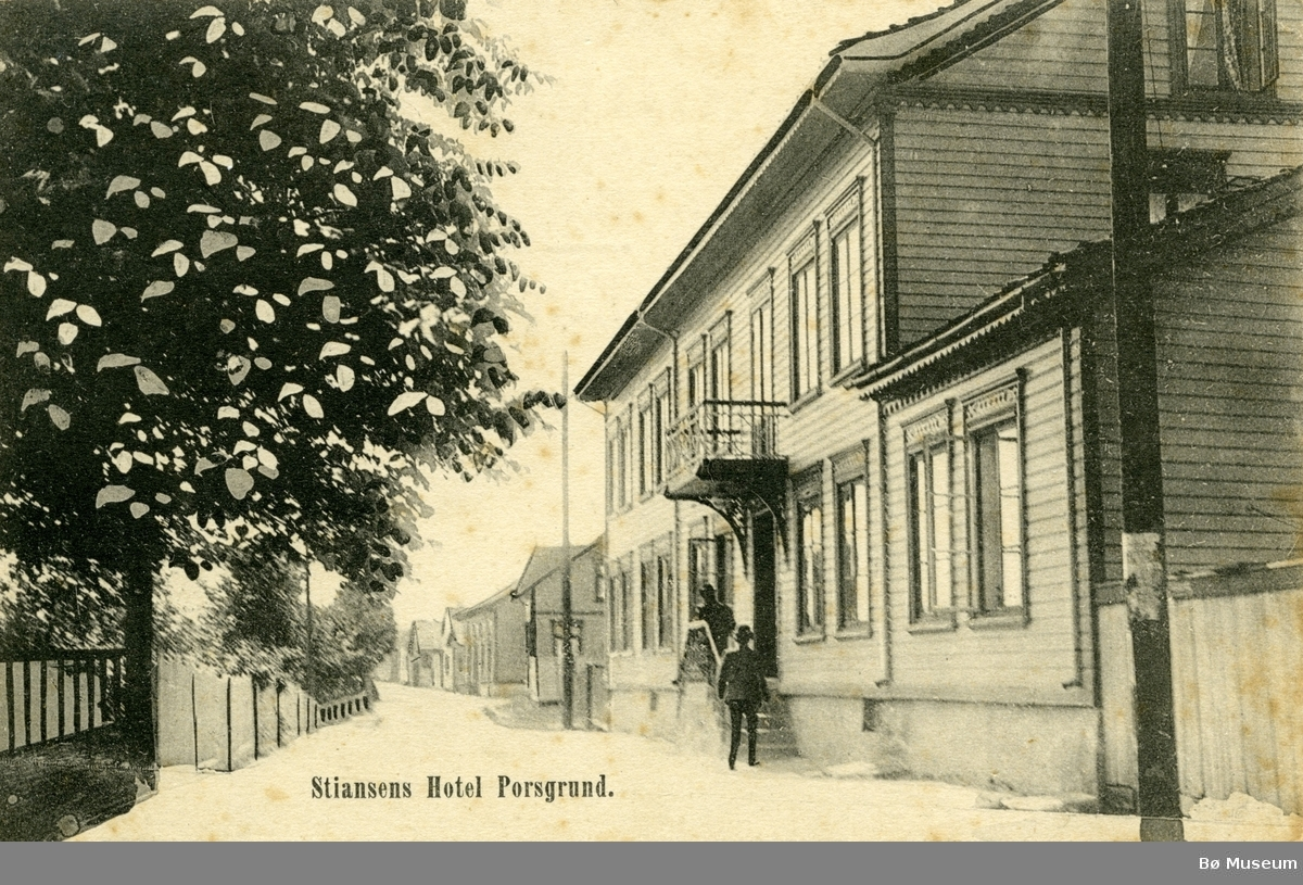 Stiansens Hotel Porsgrund
