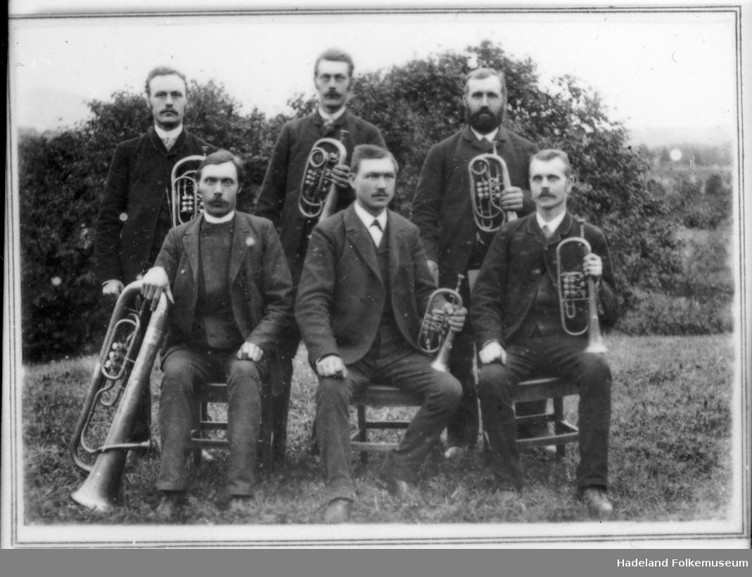 Musikk korps, Moen musikkforening