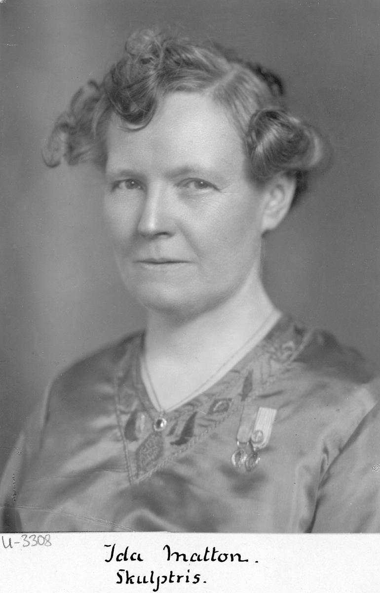 Matton, Ida (1863 - 1940)