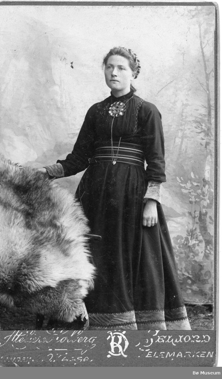 Portrett av Ragnhild Torekåsa