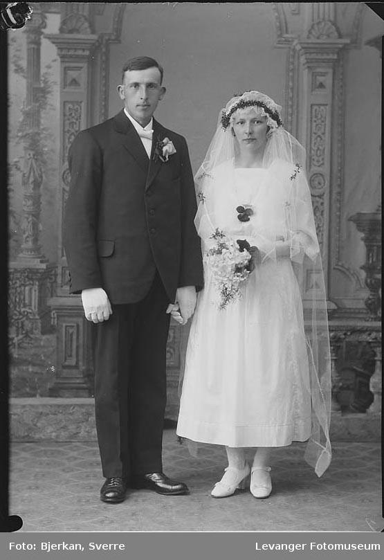 Brudebilde Mannen heter Peder Svelberg