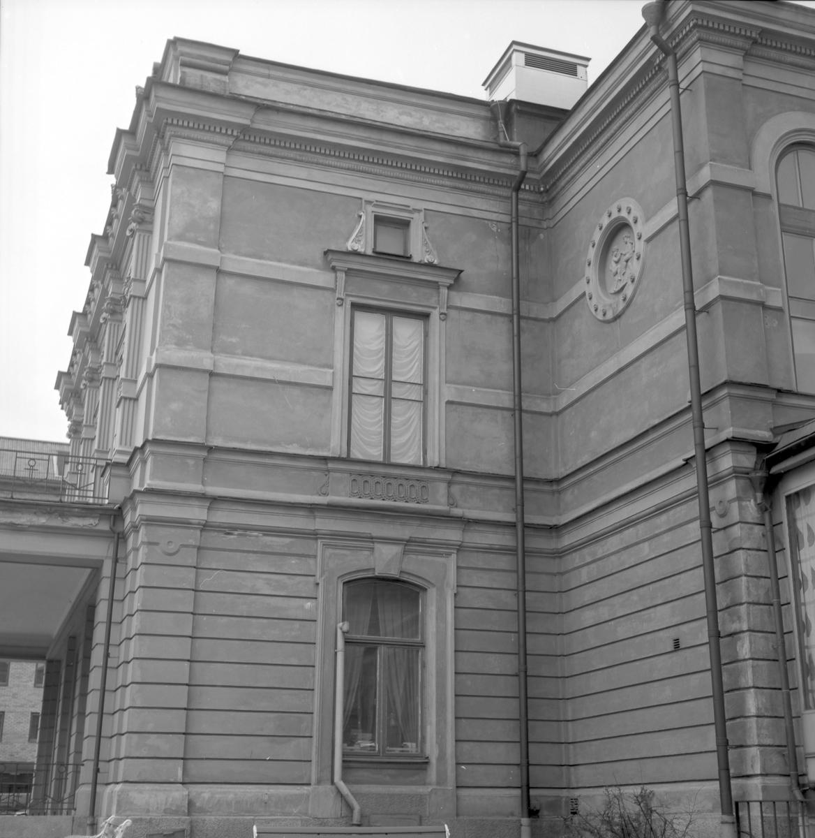 Gävle Teater. Beställt av Gävle Kommun. Maj 1973