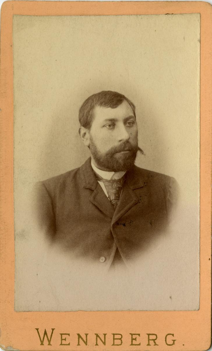 Kaptein Hartvig Pedersen, fører på R/S 1 'Colin Archer' (b.1893, Tolderodden, Larvik)