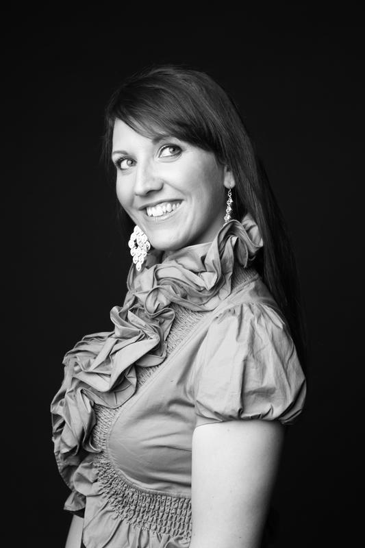 Margrete Moen Birkedal, pianist.