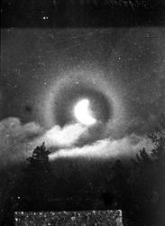 Solförmörkelse, Uppsala 1887