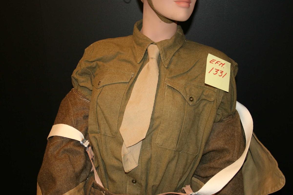 Skjorte Setesdalsmuseet DigitaltMuseum