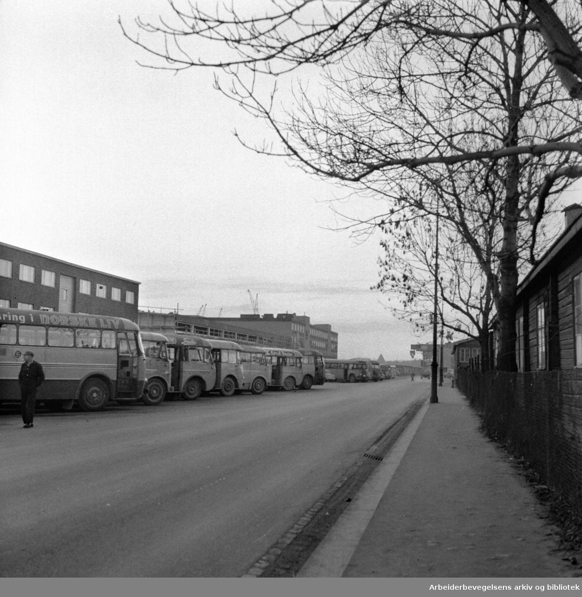 Filipstad. Desember 1957