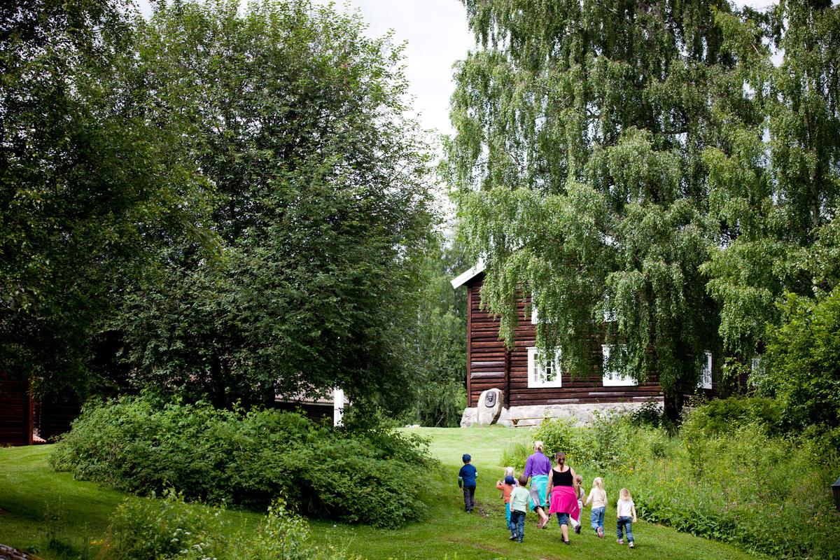 Eidsvoll bygdetun (Foto/Photo)