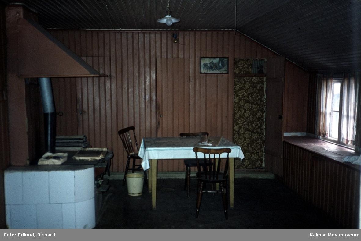 Interiör från köket i fastigheten Korpen 4.