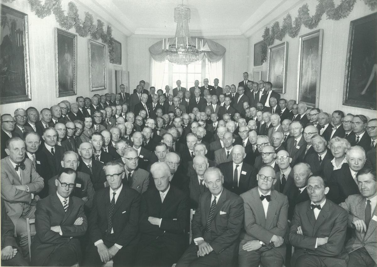 Dommerforeningen, Eidsvoll 1962