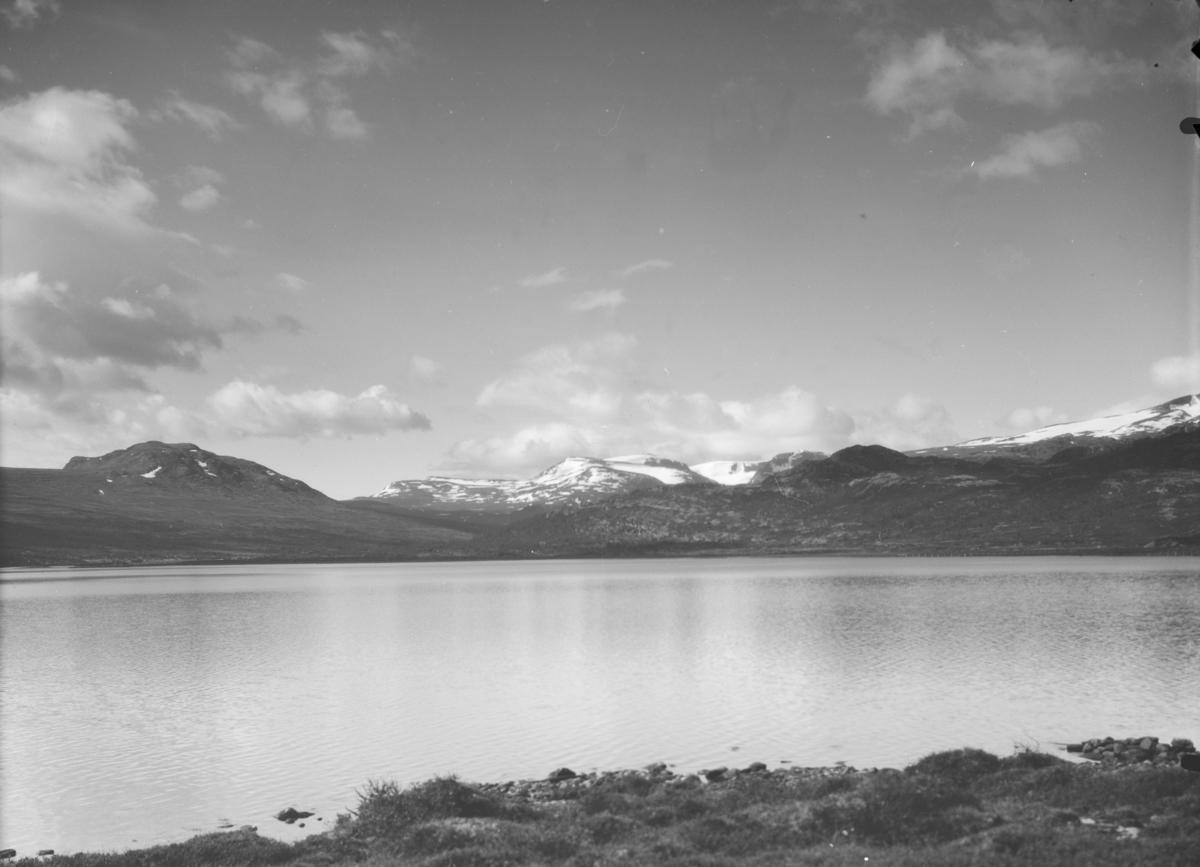 Øvre Sjodalsvatnet