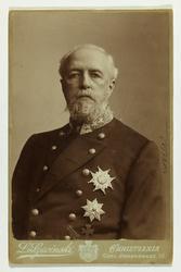 Portrett av general Harald Nicolai Storm Wergeland, fetter o