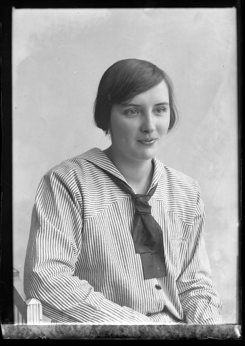 Porträtt av Ellen Andersson.
