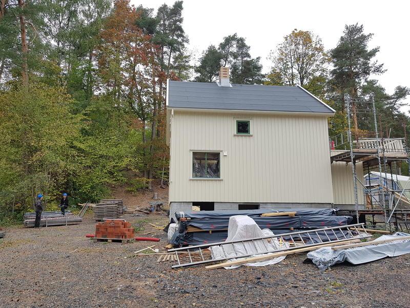 Huset fra Olderfjord, september 2018