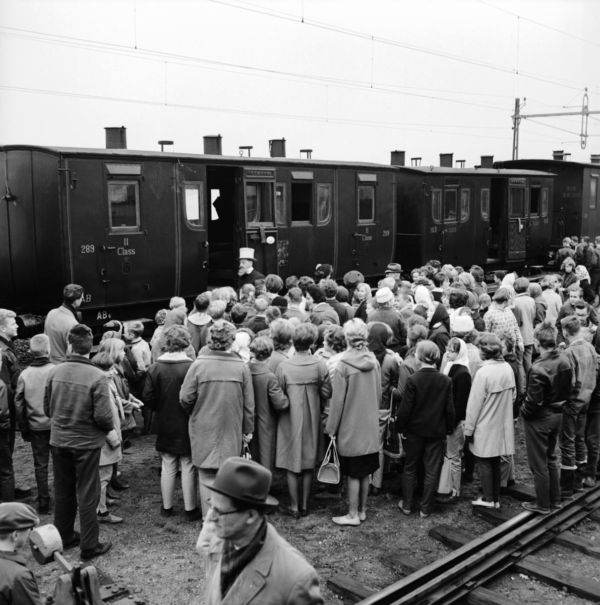resa till göteborg med tåg