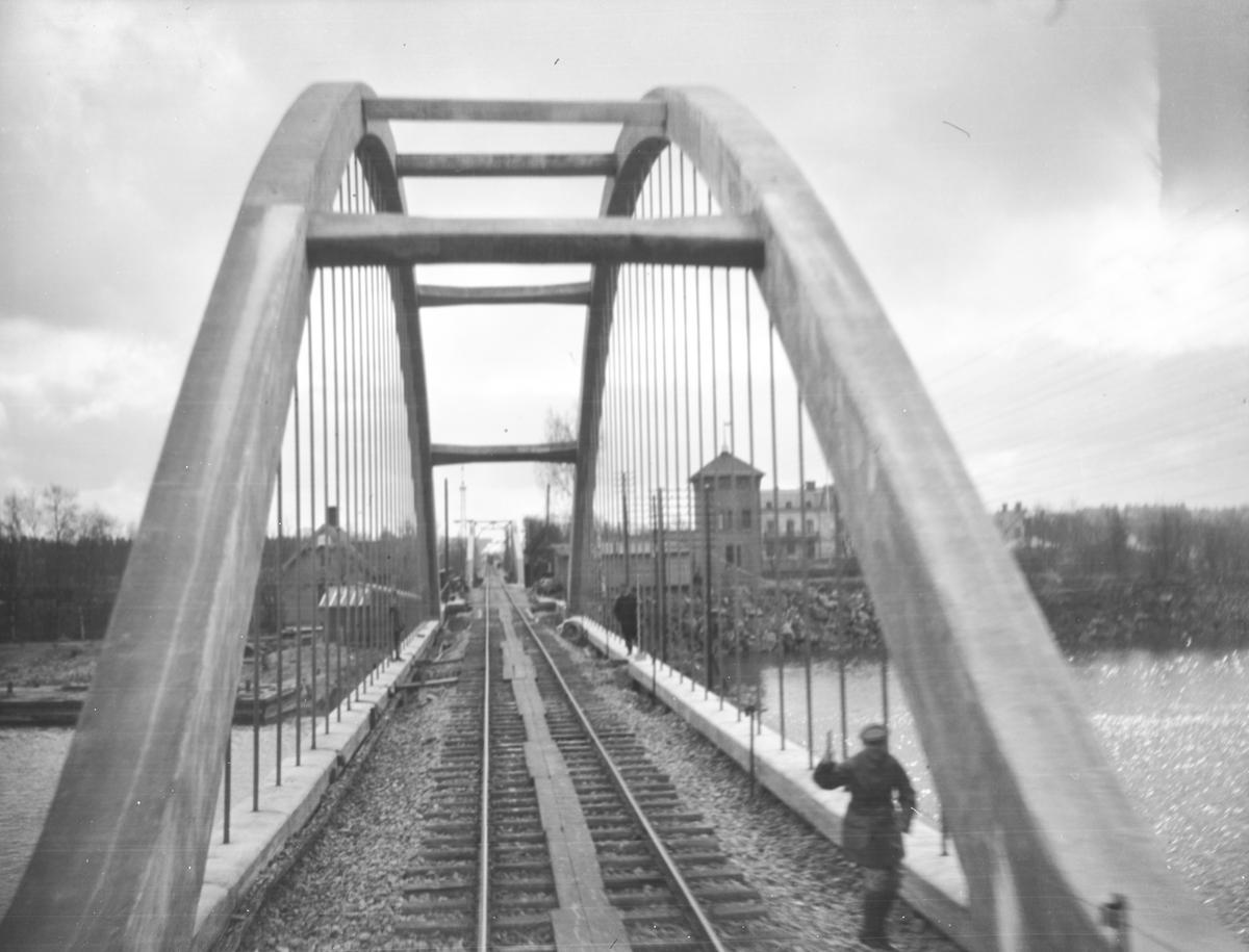Bergslagernas Järnvägar, BJ, bron över?