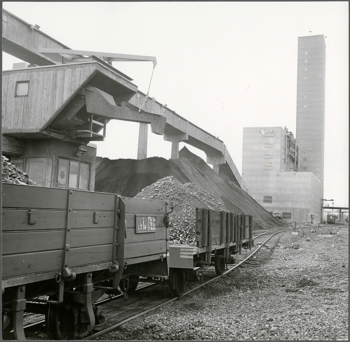 Dannemora gruva 1960
