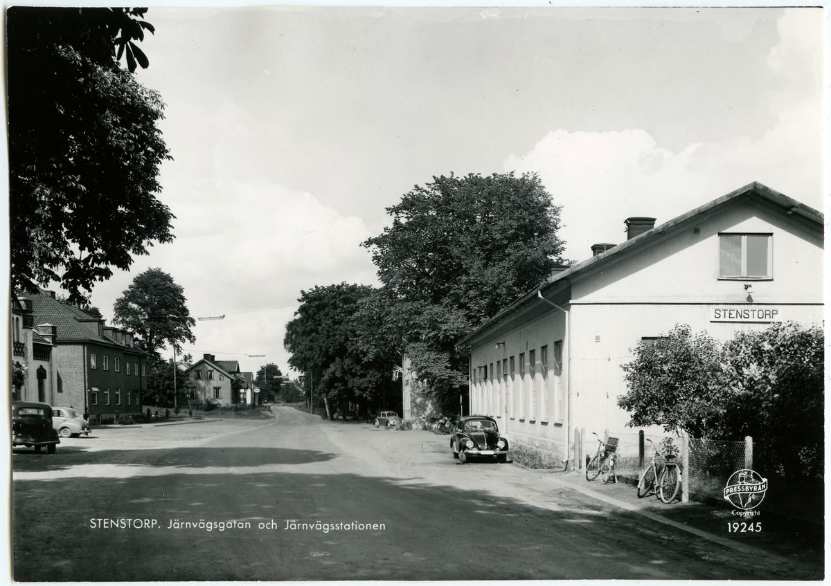 Stenstorp station.