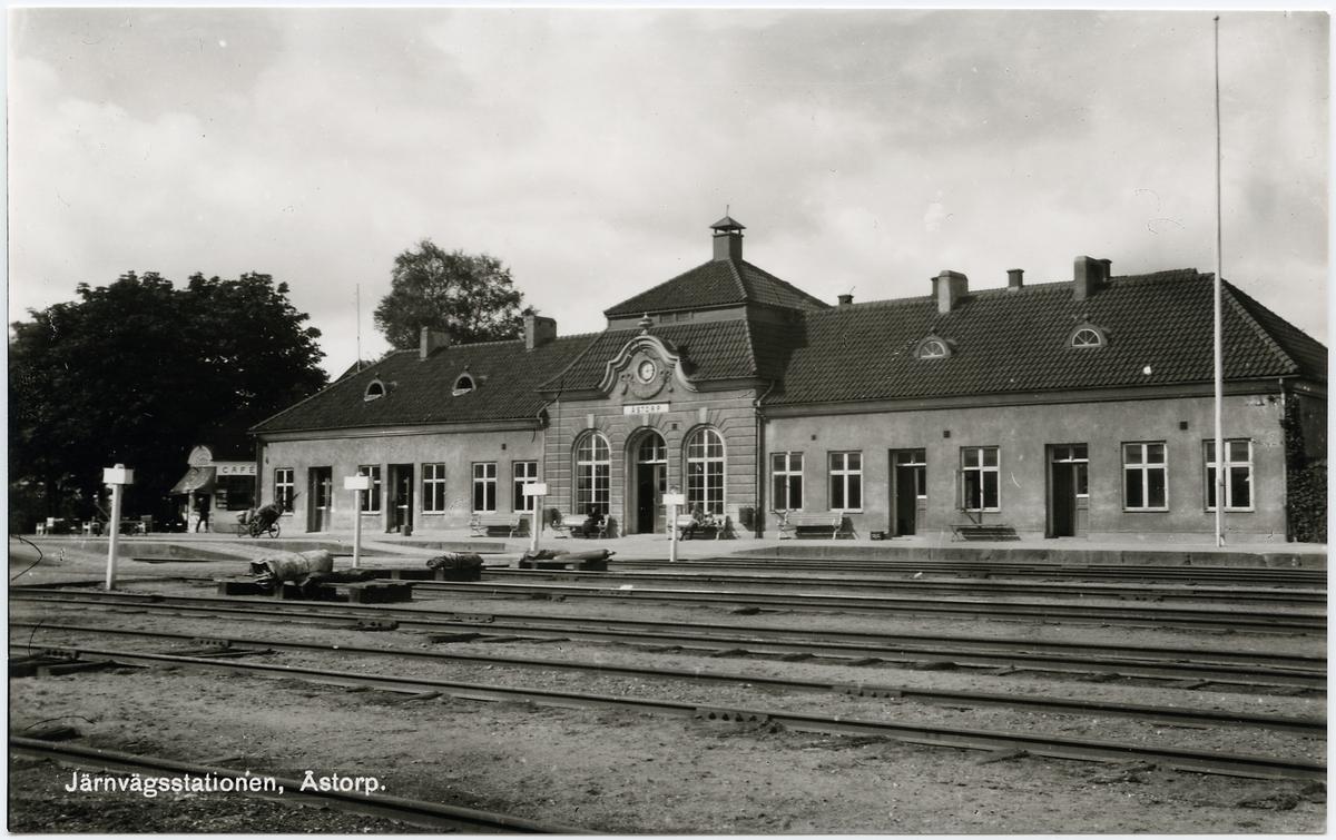 Åstorp station.