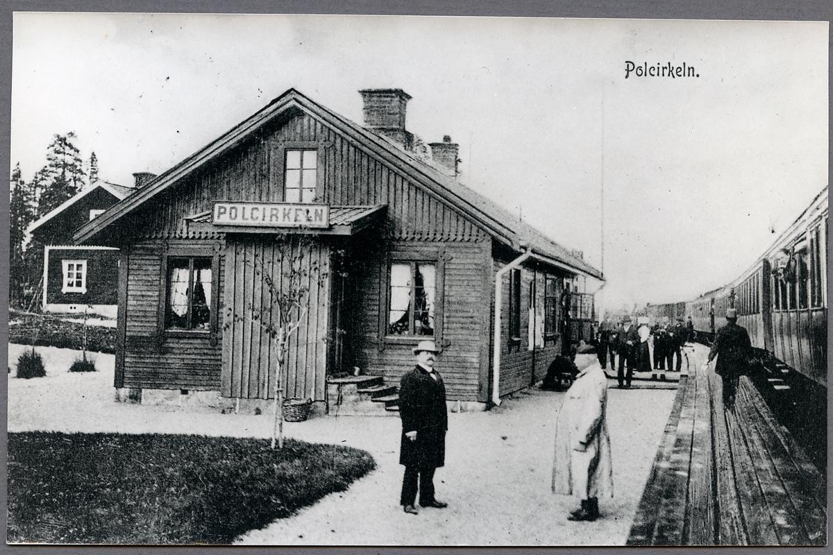 Polcirkelns Järnvägsstation
