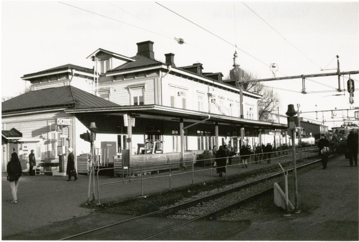 Västerås Central.