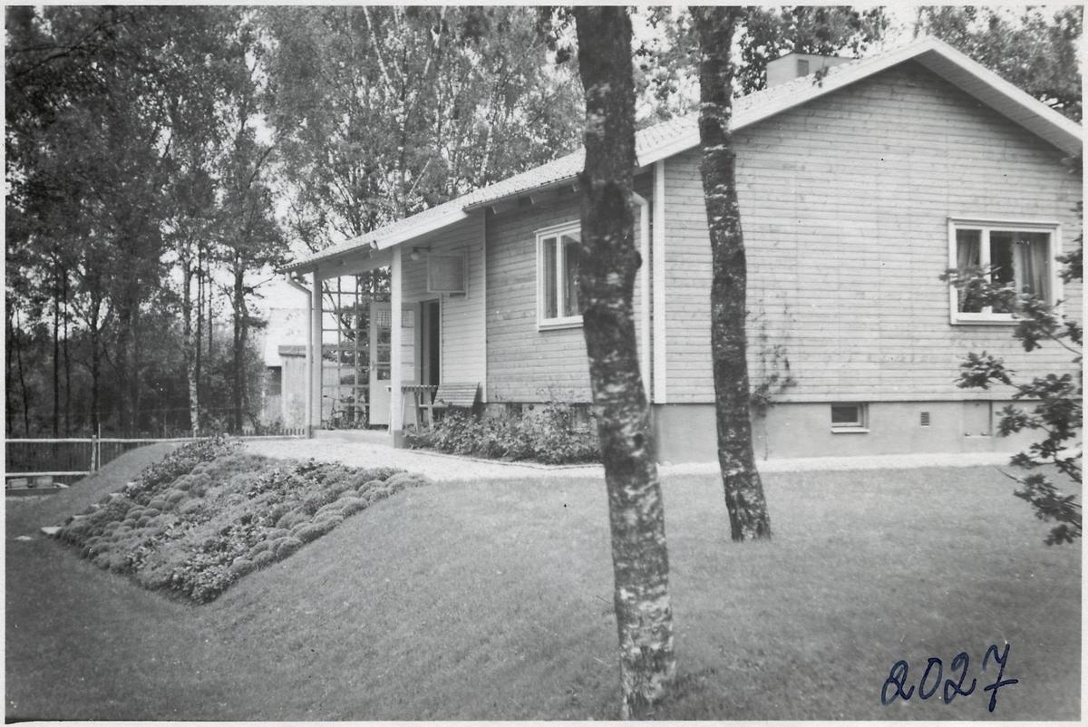 Tjänstebostadshus, Glimåkra. Bostadshus 9 C.