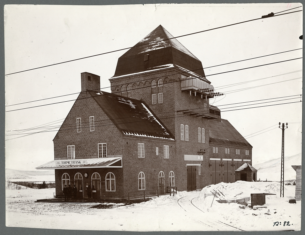 Torneträsk station.