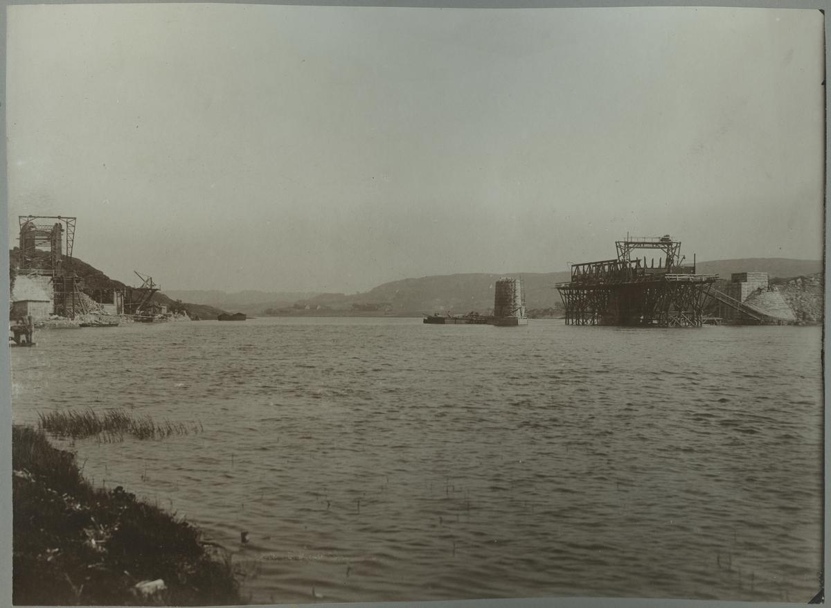 Bro över Nordre Älv.