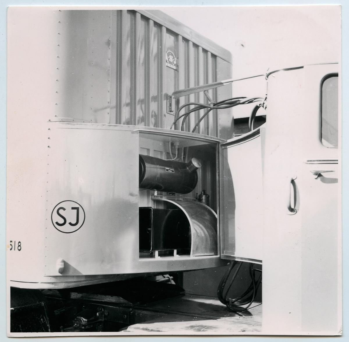 Kylanläggning till trailer från ASJ Fruehauf.