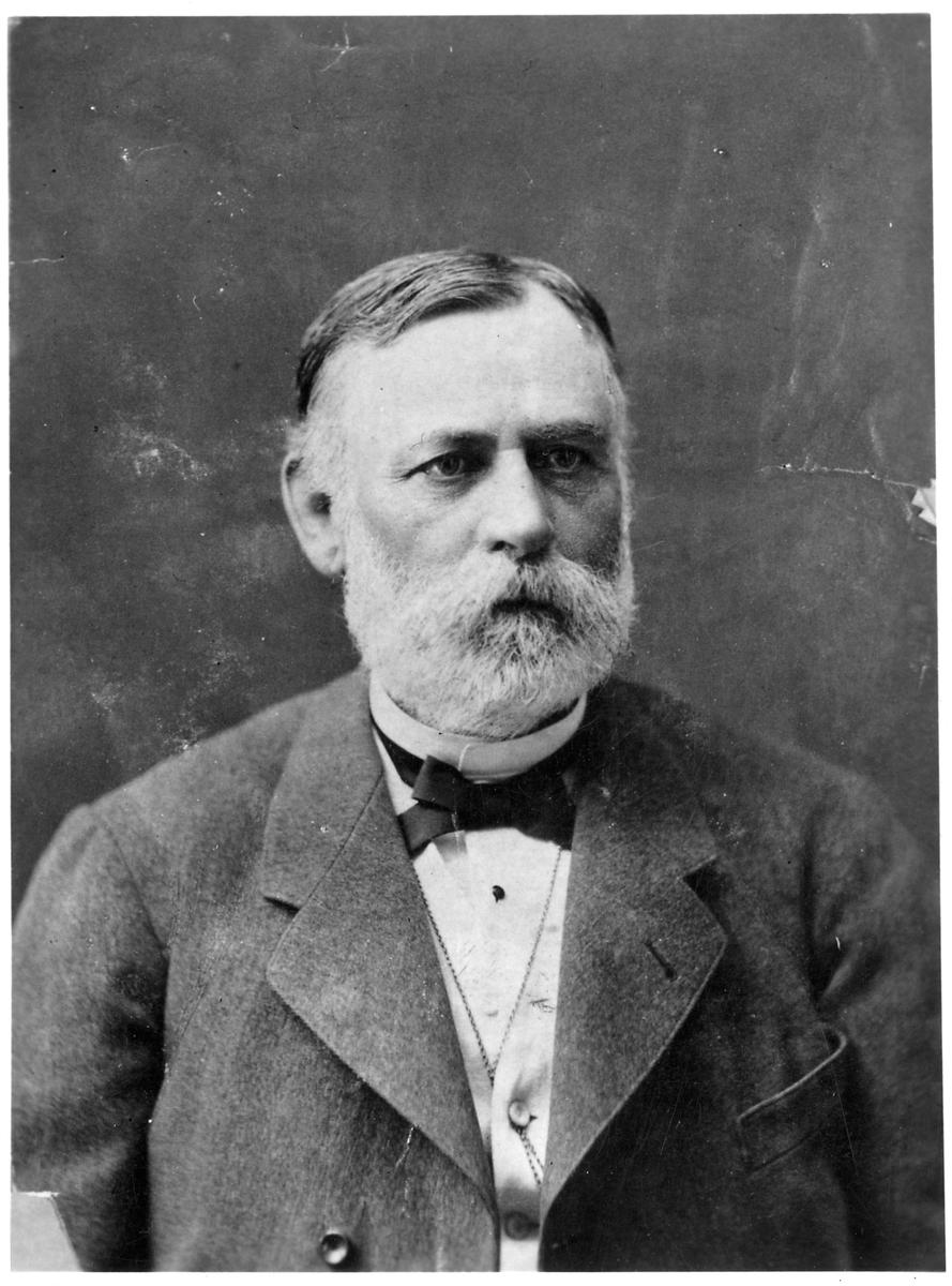 Stationsinspektor Jacob Alfred Gyllenhoff.