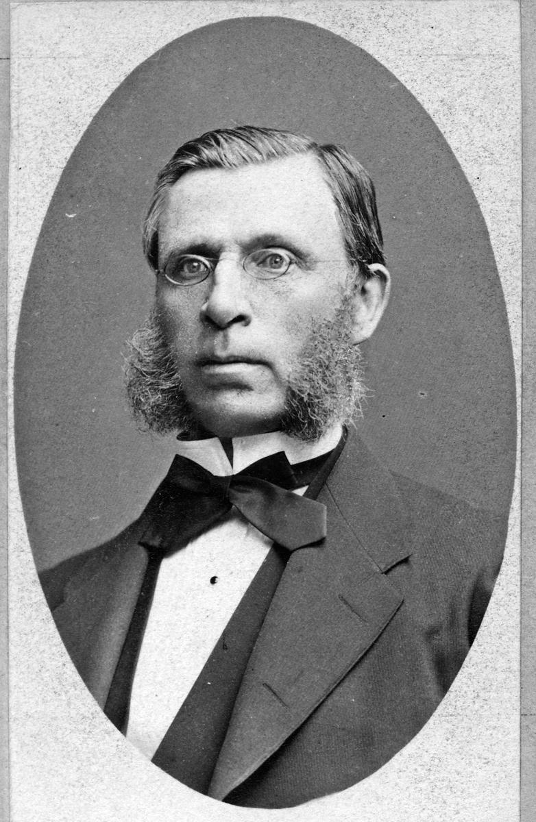 Ingenjör Gustaf Maechel.
