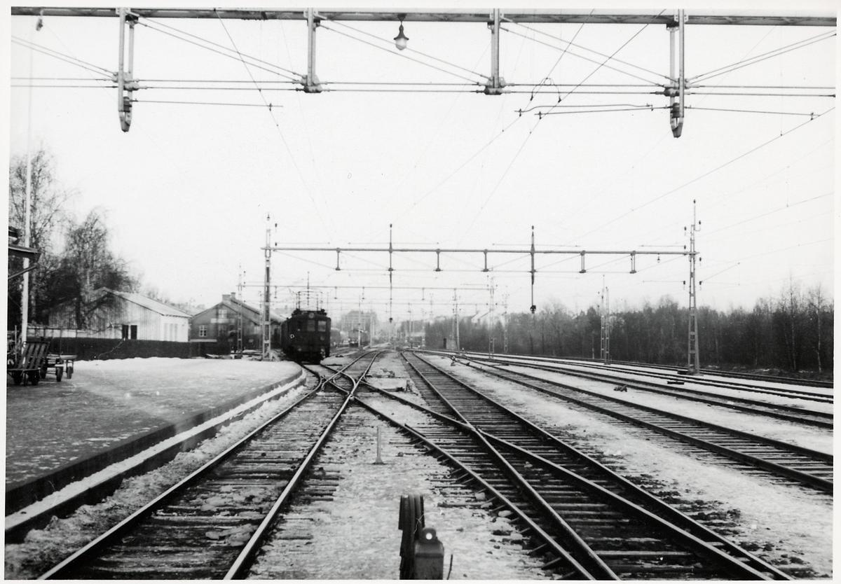 Vy från Stationen mot norr.
