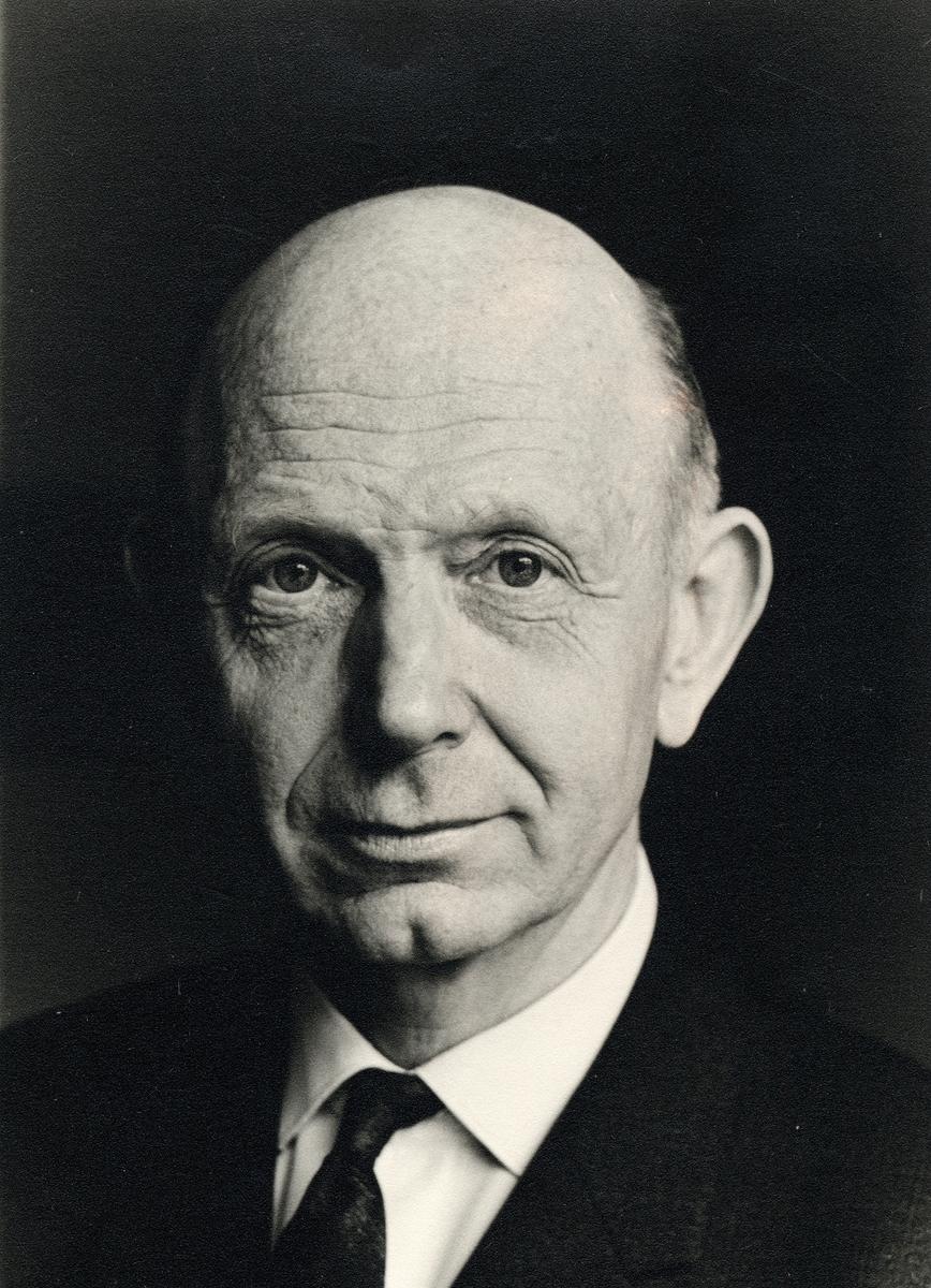 Folke Hagelin Trafikchef 1963-1974
