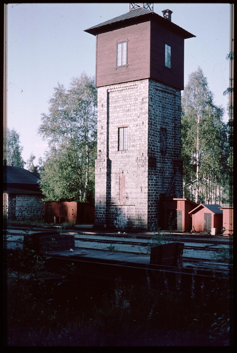 Vattentornet i Jädraås.