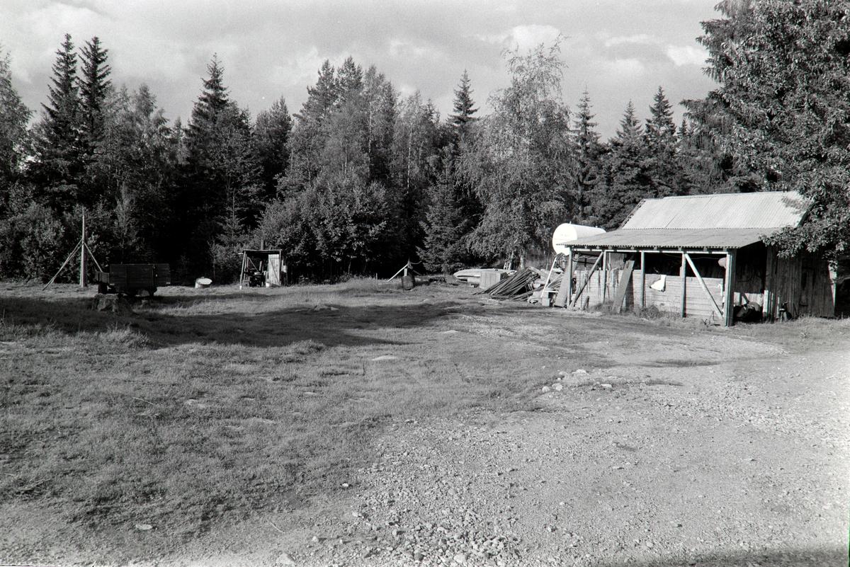Torpet, ved Finnvegen, Grue, Finnskog.