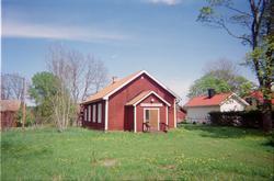 Nolsterby kapell, Nolsterby, Söderön, Börstils socken, Uppla