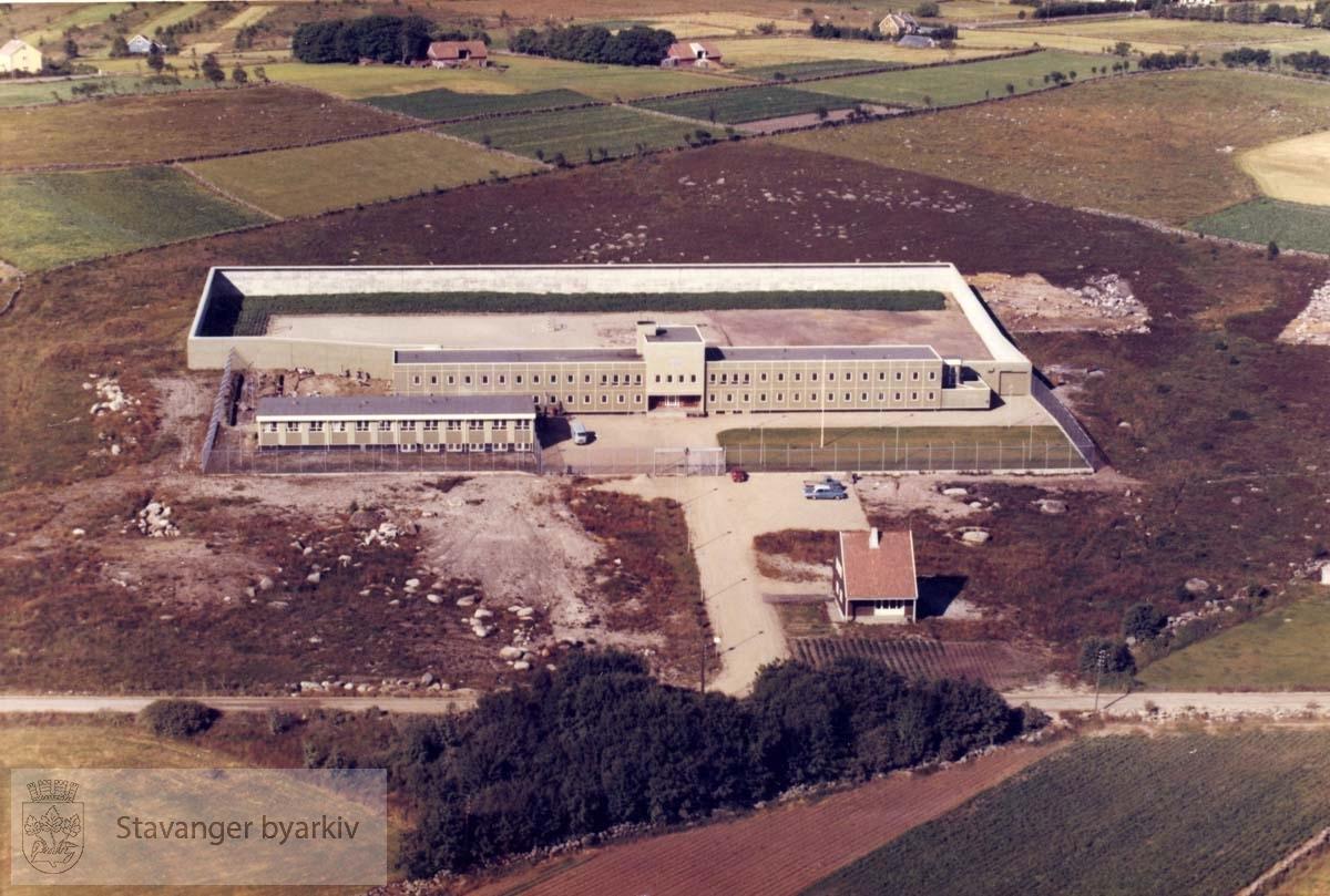 Stavanger fengsel.Ferdig 1. oktober 1963
