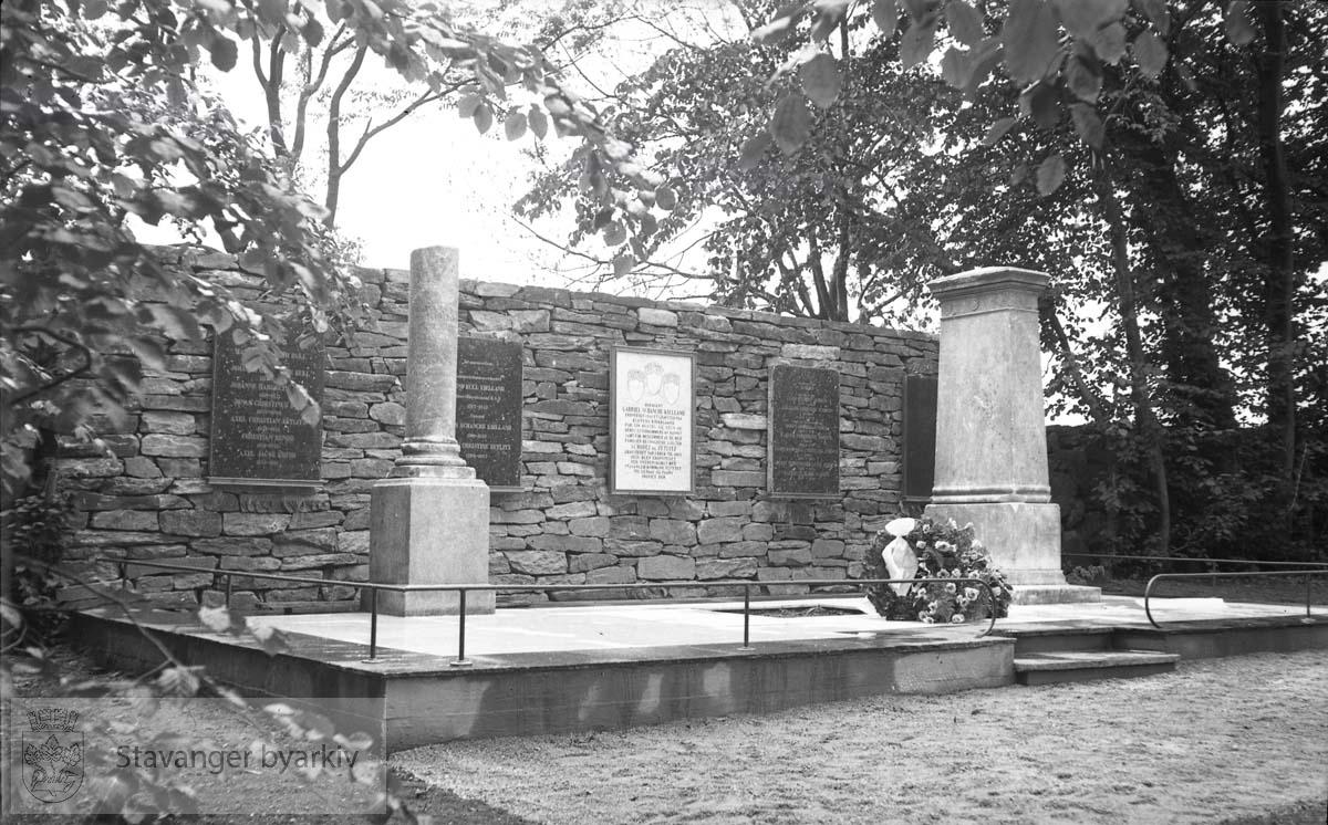 Kiellands gravsted flyttes