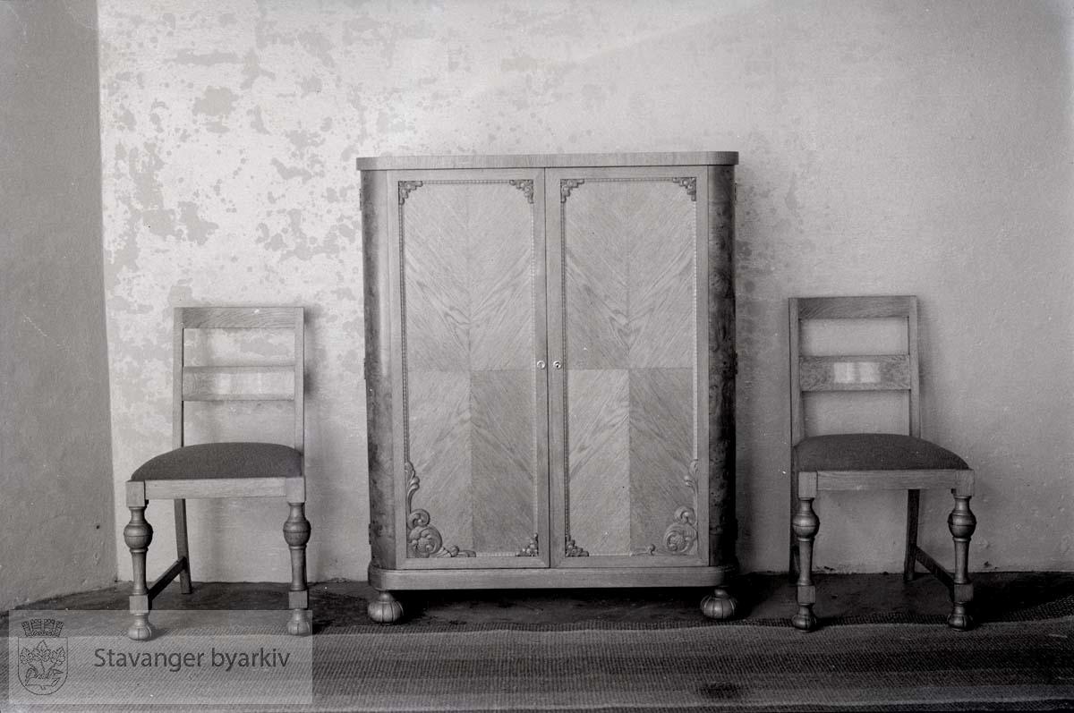 Møbler fra Snekker Haugland