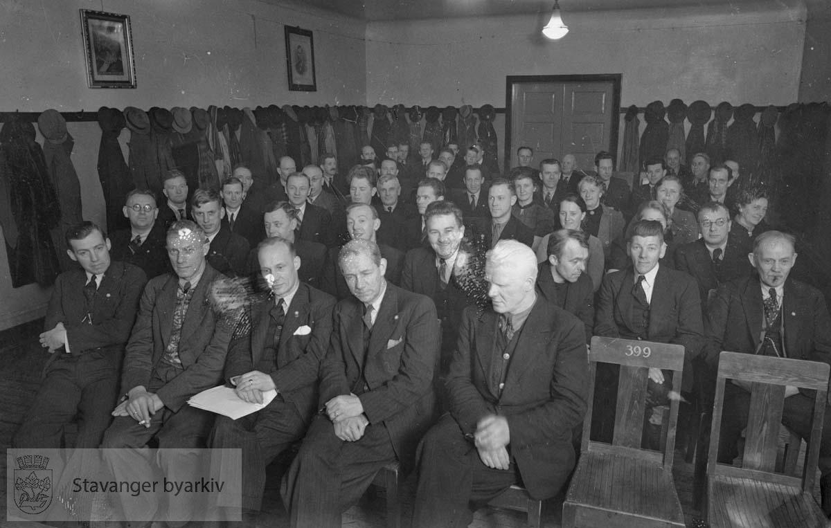 Styremøte i Rogaland Faglige distriktsorganisasjon